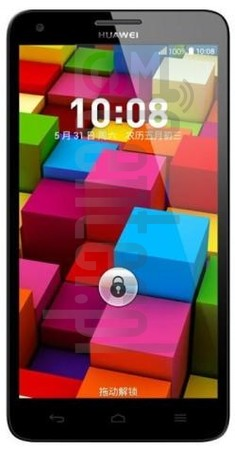 HUAWEI Honor 3X Pro image on imei.info