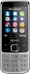 IMEI Check NOVEY N670 on imei.info