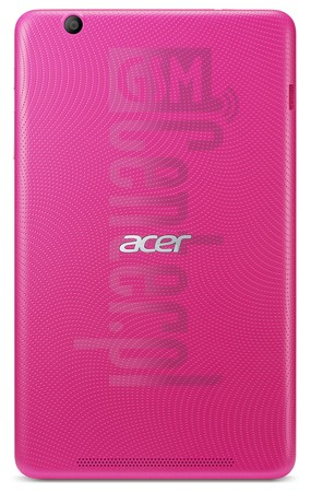 ACER B1-820 Iconia One 8 image on imei.info
