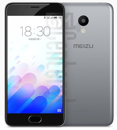 MEIZU M3 image on imei.info