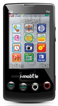 i-mobile TV550 Touch image on imei.info