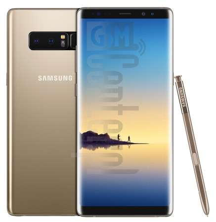 SAMSUNG Galaxy Note8 image on imei.info