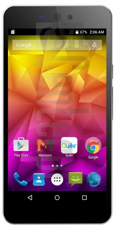 MICROMAX Canvas Selfie Lens Q345 image on imei.info