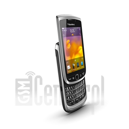 BLACKBERRY 9810 Torch 2 image on imei.info