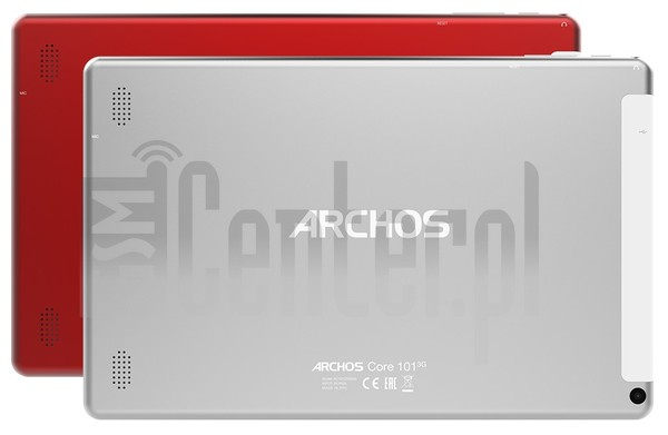 ARCHOS Core 101 3G V2 image on imei.info