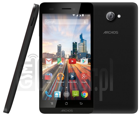 ARCHOS 50b Helium 4G image on imei.info