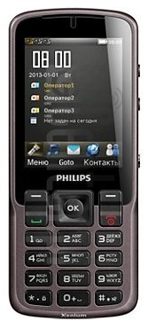 IMEI Check PHILIPS X2300 on imei.info