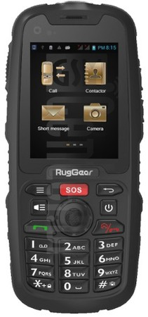 RUGGEAR RG310 image on imei.info