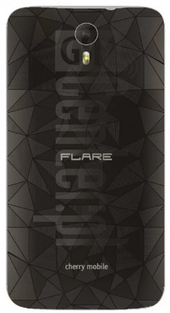 CHERRY MOBILE Flare XL Plus image on imei.info