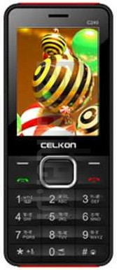 CELKON C240 image on imei.info