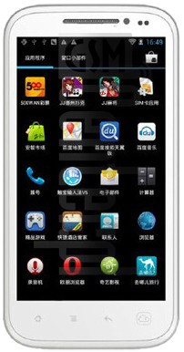 K-TOUCH U7 image on imei.info