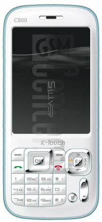 K-TOUCH C800 image on imei.info