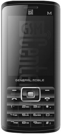 GENERAL MOBILE G777 image on imei.info