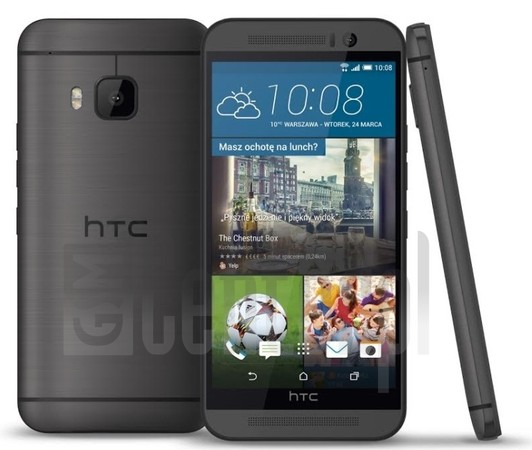 HTC One M9 Prime Camera image on imei.info
