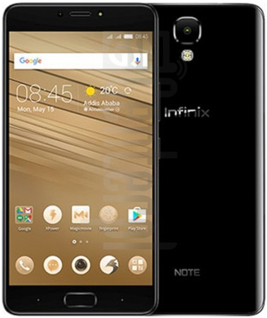 INFINIX Note 4 image on imei.info