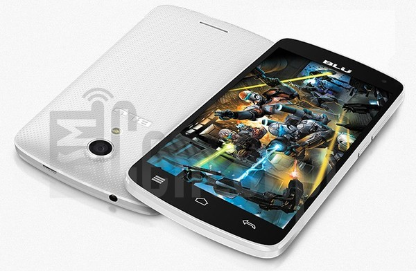 BLU Studio X8 HD S530 image on imei.info