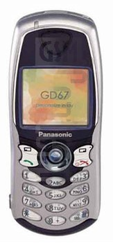 PANASONIC GD67 image on imei.info