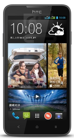 HTC Desire 516 Dual SIM specification - IMEI.info