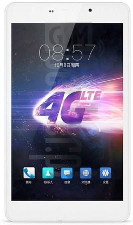 CUBE T8 Plus 4G image on imei.info