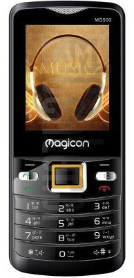 MAGICON MG900 image on imei.info