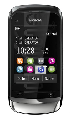 NOKIA C2-06 image on imei.info