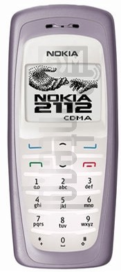 NOKIA 2112 image on imei.info