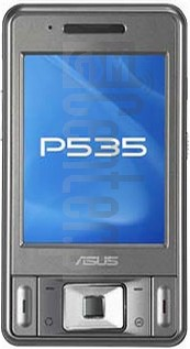 ASUS P535 image on imei.info