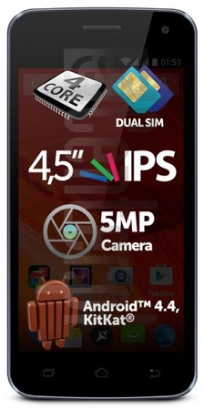 ALLVIEW P5 Life image on imei.info