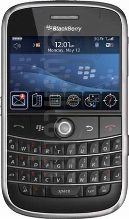 BLACKBERRY 9000 Bold image on imei.info