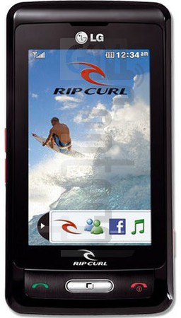 LG KP550 Rip Curl image on imei.info