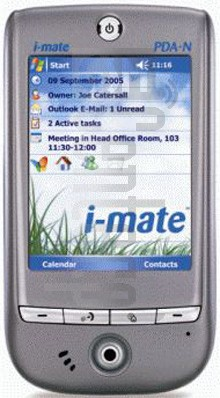 I-MATE PDA-N (HTC Galaxy) image on imei.info