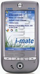 IMEI Check I-MATE PDA-N (HTC Galaxy) on imei.info