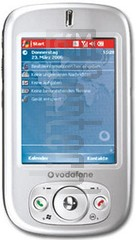 IMEI Check VODAFONE VPA Compact S (HTC Prophet) on imei.info