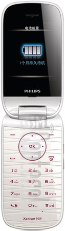 PHILIPS F515 Xenium image on imei.info