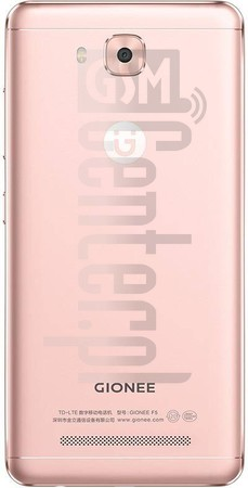 IMEI Check GIONEE F5 on imei.info