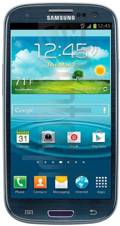 SAMSUNG T999L Galaxy S III (T-Mobile) image on imei.info
