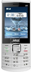 ARISE A1 image on imei.info