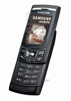 SAMSUNG D848 image on imei.info
