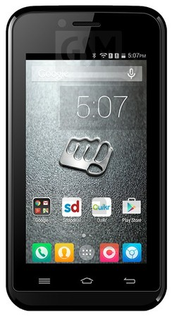 MICROMAX Bolt S301 image on imei.info