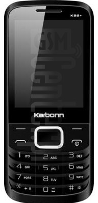 KARBONN K99 PLUS image on imei.info