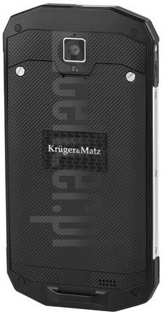 KRUGER & MATZ DRIVE 3 image on imei.info