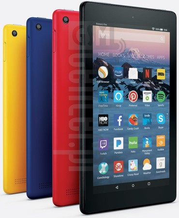 AMAZON Fire 7 (2017) image on imei.info
