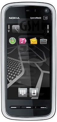 NOKIA 5800 Navigation Edition image on imei.info