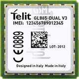 IMEI Check TELIT GL865-DUAL V3.1 on imei.info