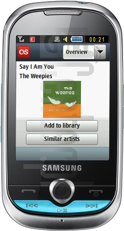 IMEI Check SAMSUNG M3710 Corby Beat on imei.info