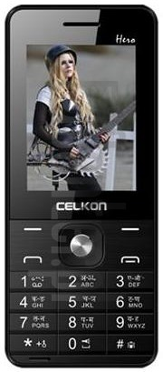 CELKON Charm Hero image on imei.info