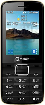 IMEI Check QMOBILE K140 on imei.info