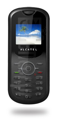 ALCATEL OT-106A image on imei.info