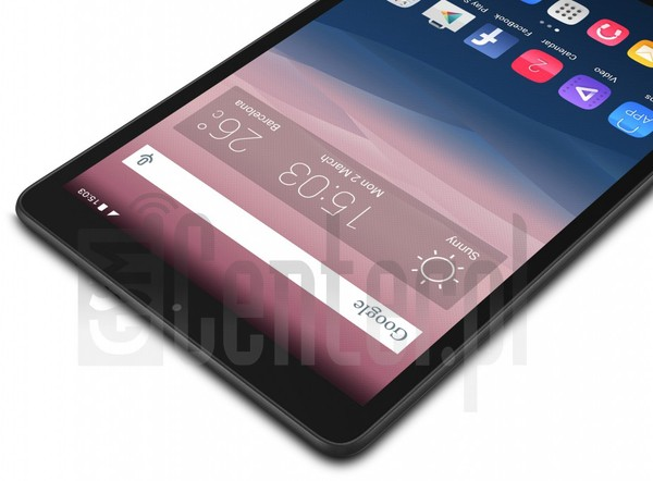 ALCATEL OneTouch Pixi 3 (10) Specification - IMEI info