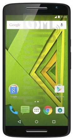 LENOVO Moto X Play image on imei.info